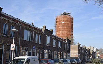 Wat gebeurt er met de watertoren aan de Amsterdamsestraatweg?