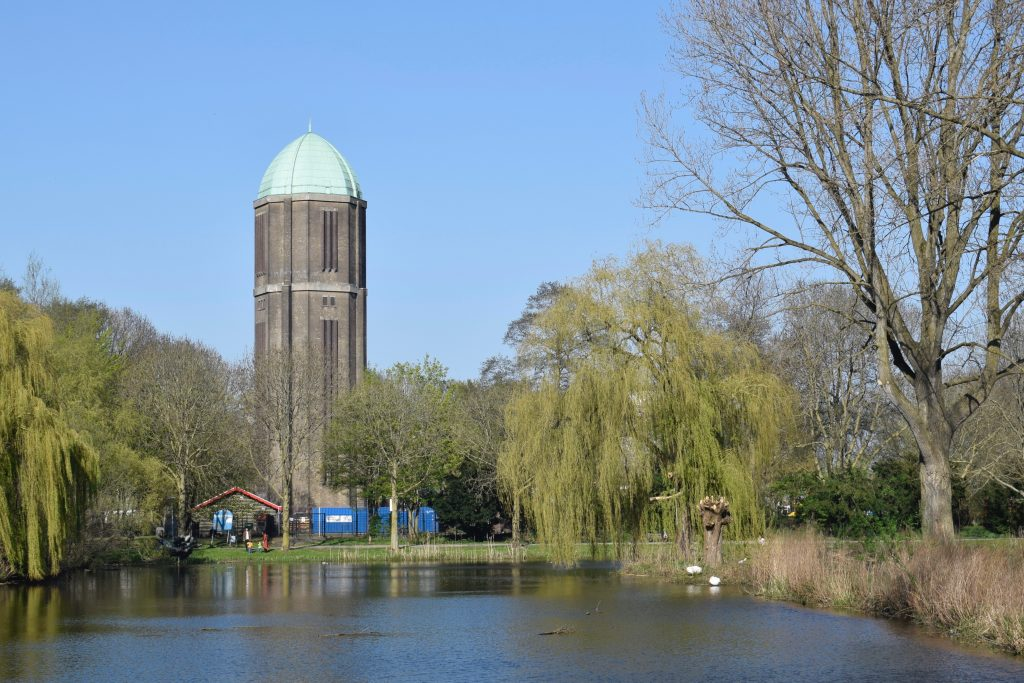Watertoren Neckardreef, Overvecht