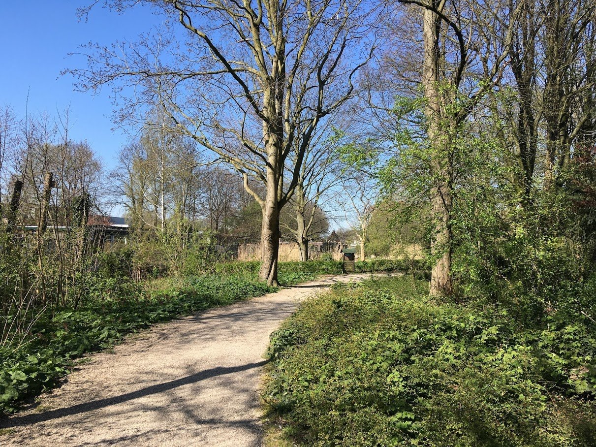 Foto wandeling Halve Maan