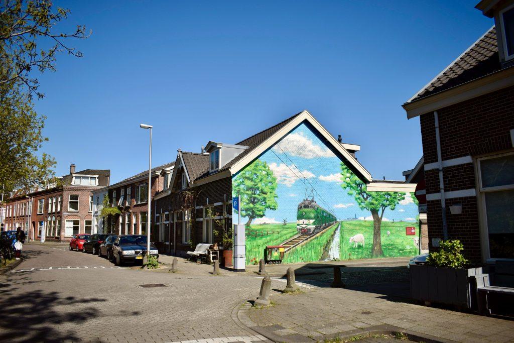 Tweede Daalsedijk - streetart