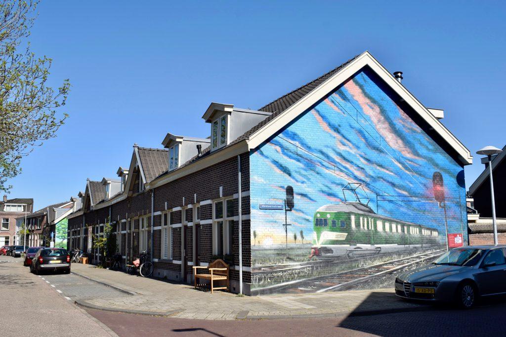 Street art Tweede Daalsedijk