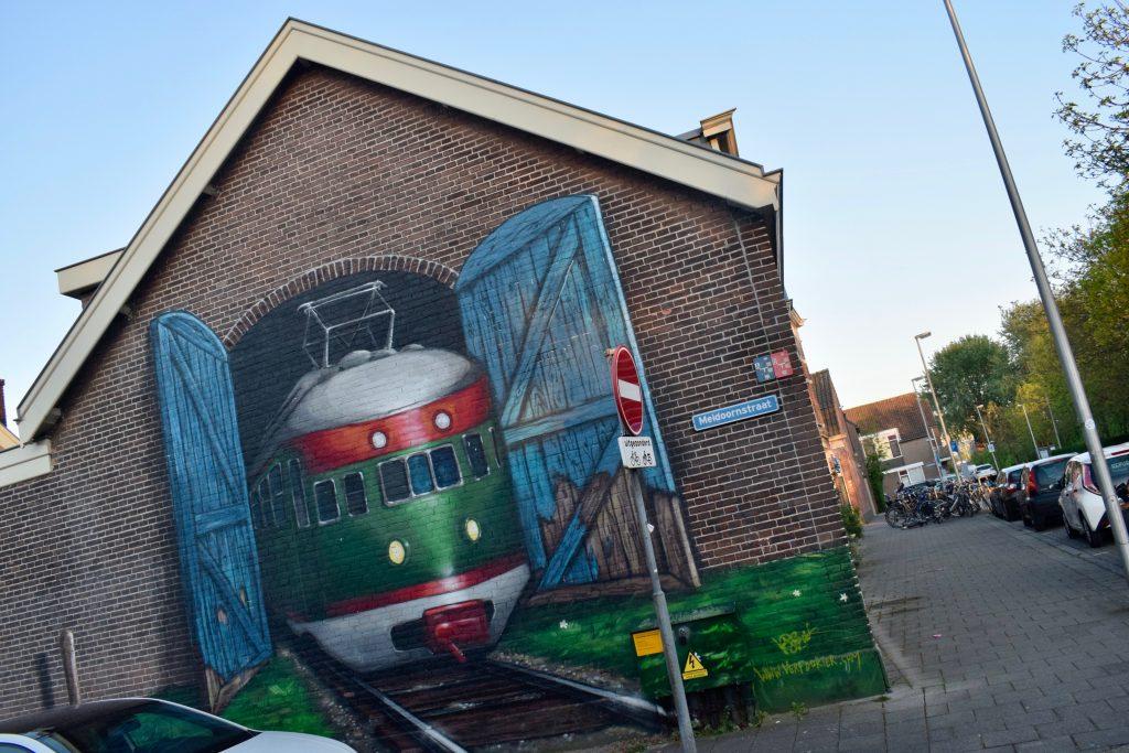 Tweede Daalsedijk - Street art