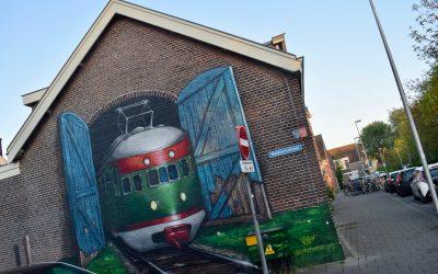 Ontdek de Tweede Daalsedijk: historie, industrie & street art