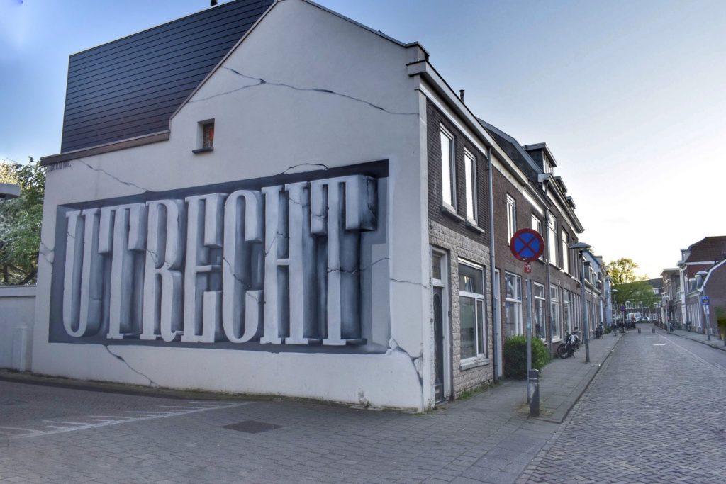 Street art UTRECHT - Oudenoord