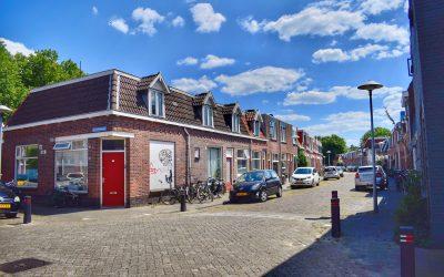 Hoe zag de Bremstraat in Utrecht er 100 jaar geleden uit?