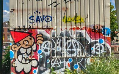 Top 10 street art in Utrecht