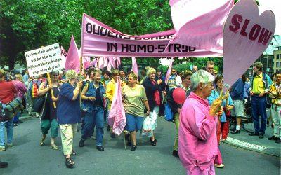 Roze Zaterdag in Utrecht: een bewogen geschiedenis