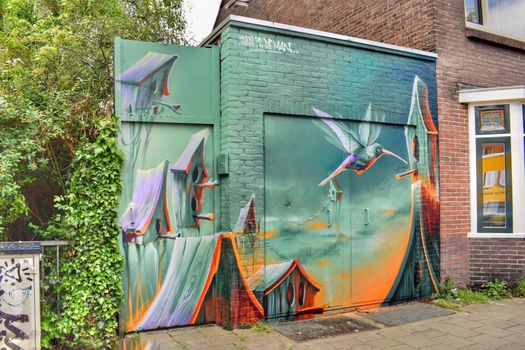 Street art - Hopakker