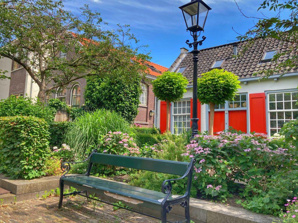 Verborgen hofjes in Utrecht: Andreashof