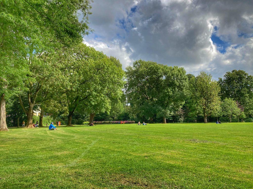 Julianapark - zonneweide