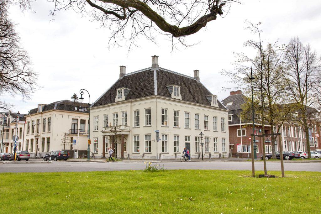 Het Maliehuis nu. Utrechts Archief 804970.