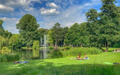 Op de fiets de mooiste parken van Utrecht ontdekken