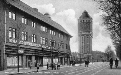 De Amsterdamsestraatweg: bijzondere verhalen van vroeger en nu