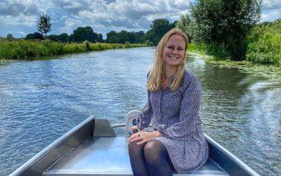 Tip: met een fluisterboot langs Amelisweerd en Bunnik