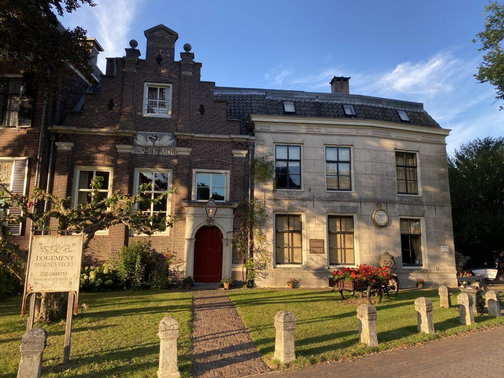 Logement Swaenenvecht in Oud Zuilen.