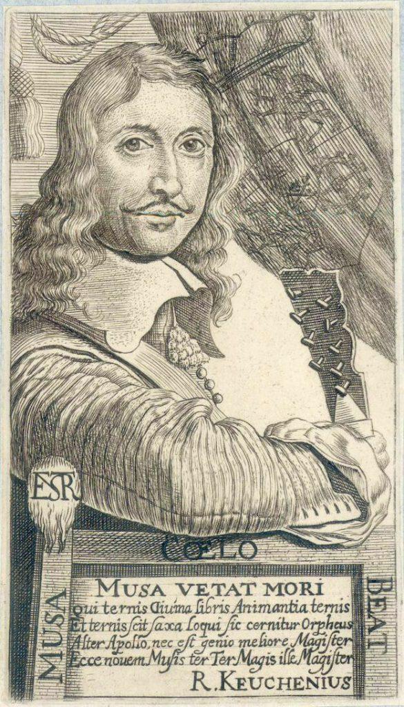 Everard Meyster, rond 1650.