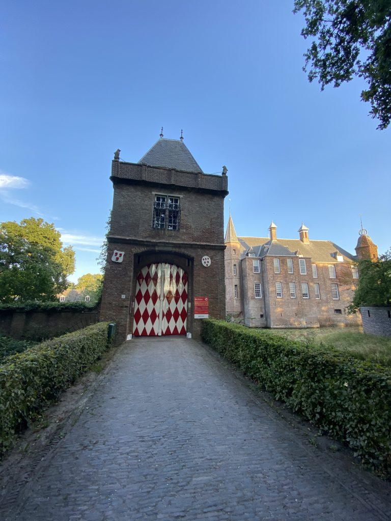 Slot Zuylen in Oud Zuilen.