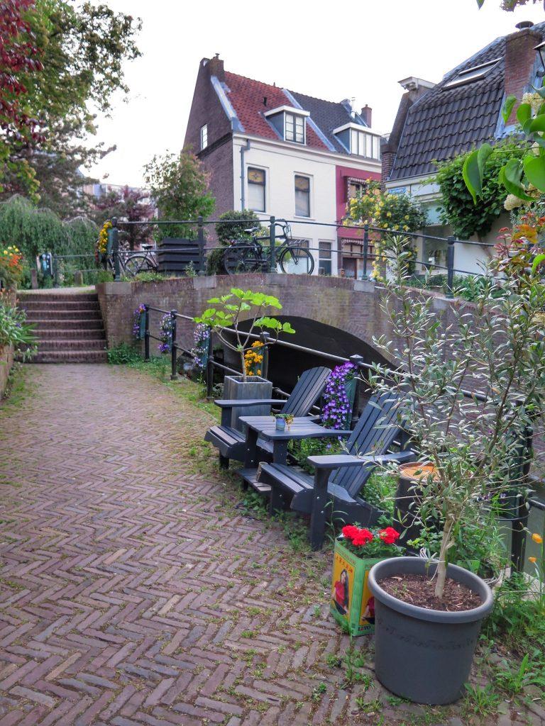 De Keizersgracht in Utrecht.