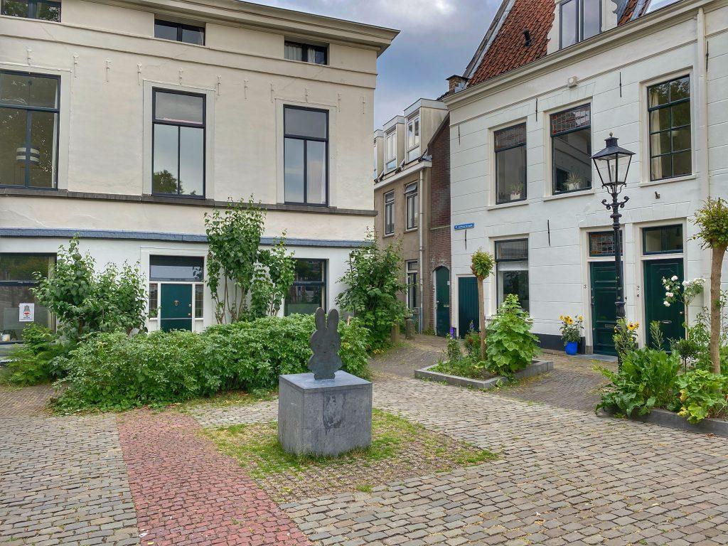 Het Nijntje Pleintje in Utrecht.