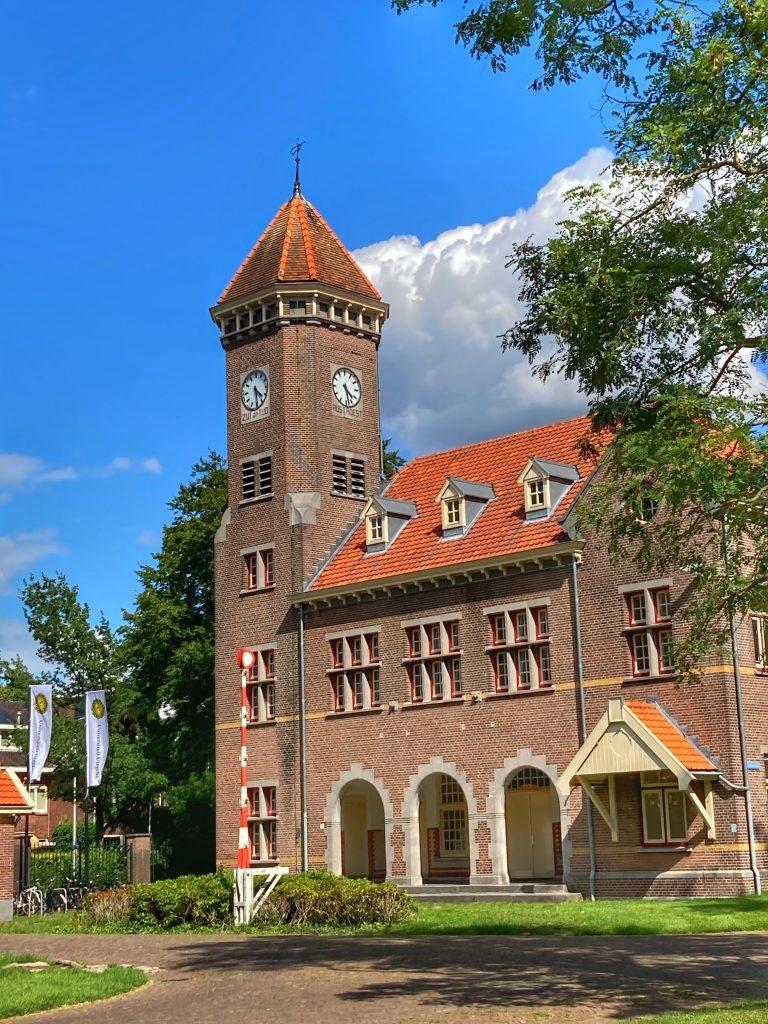 UCU - Wachtgebouw