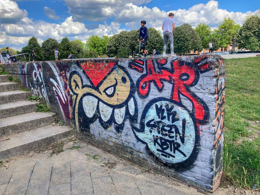 Steen KBTR - Griftpark