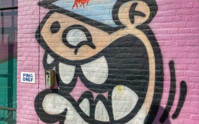 Documentaire over mysterieuze Utrechtse graffiti-artiest KBTR