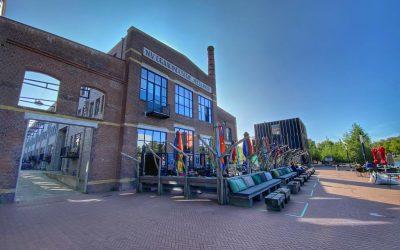 Fietstocht langs 6 oude fabrieken in Utrecht