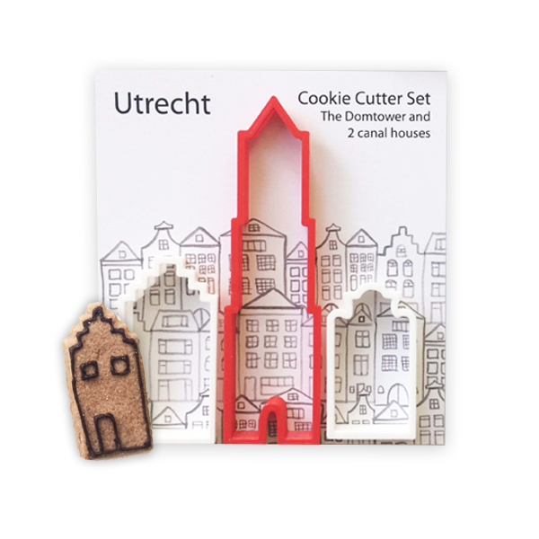 Leukste Utrecht-cadeaus voor Sinterklaas: Roses are Red koekjesvorm