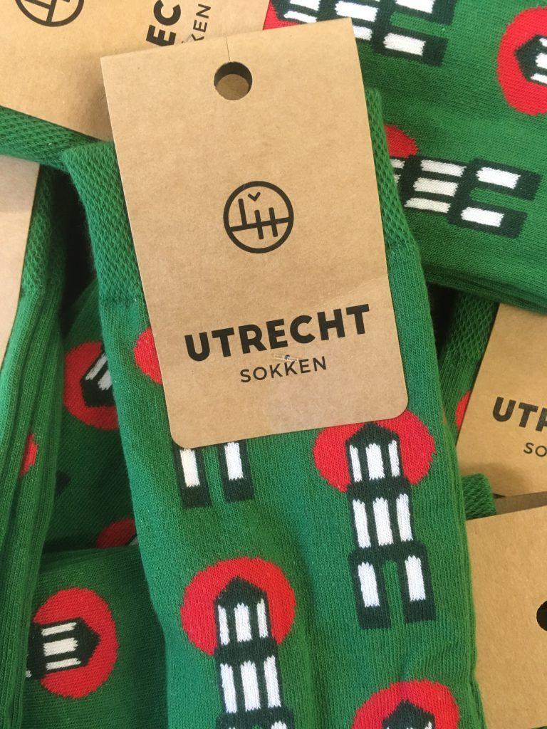 Leukste Utrecht-cadeaus voor Sinterklaas: Utrecht-sokken