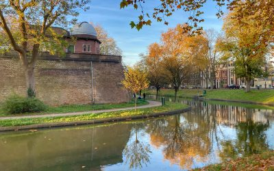 Wandeling langs de Singel van Utrecht en de meest bijzondere plekjes