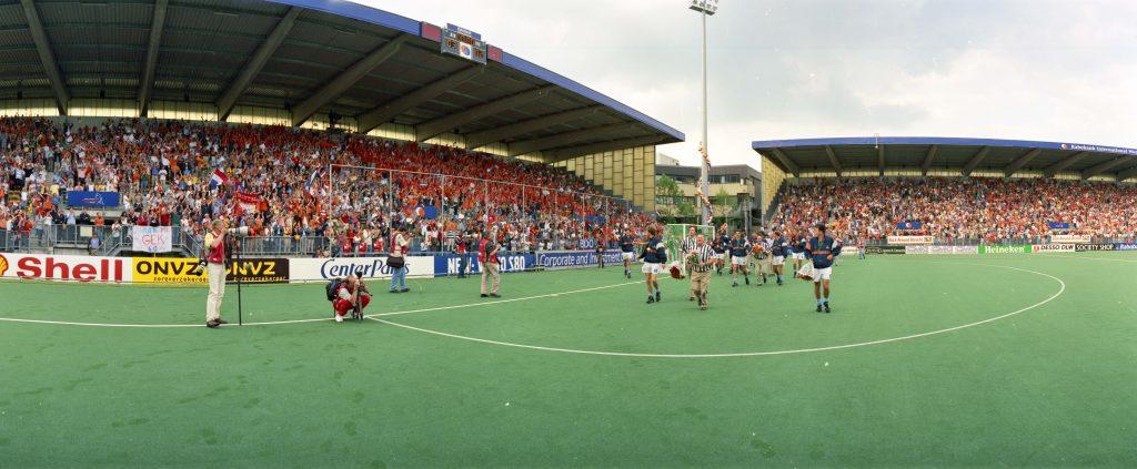 Dit moet je weten over FC Utrecht - ereronde van het Nederlands team na afloop van de WK finale.
