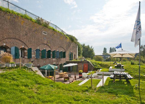 Forten van Utrecht Fort Maarsseveen