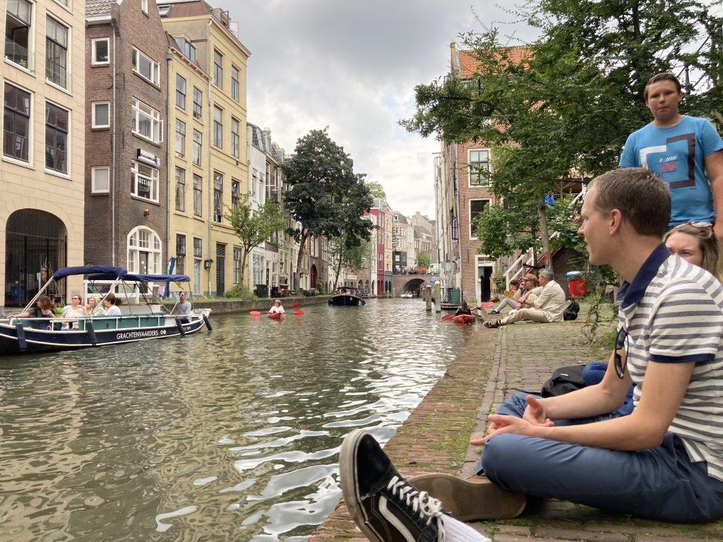 Sportief dagje uit in Utrecht